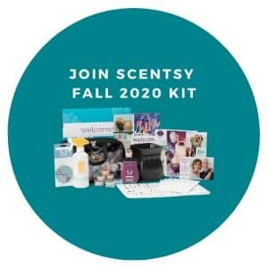SCENTSY FALL WINTER 2020 JOIN KIT AUGUST
