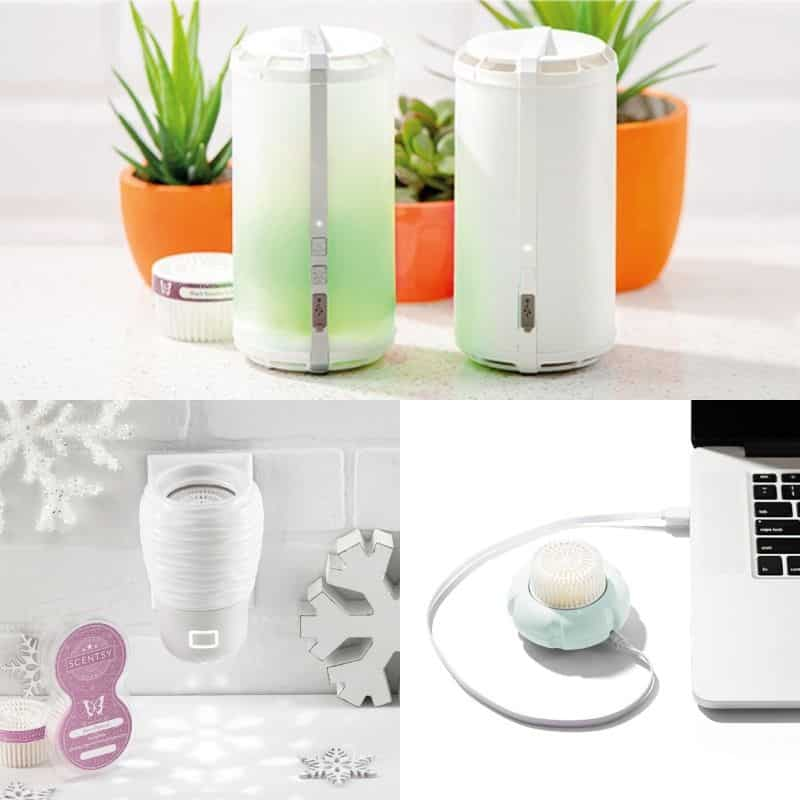 SCENTSY FAN DIFFUSERS SCENTSY GO PODS CATEGORY FALL 2020