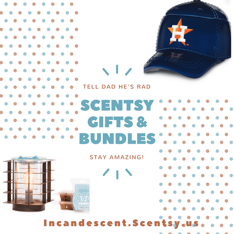 SCENTSY FATHER'S DAY GIFTS 2018 INCANDESCENT (1) | SCENTSY FATHER'S DAY 2018 GIFTS AND BUNDLES