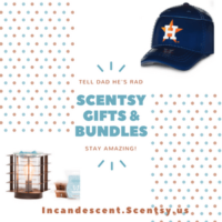 SCENTSY FATHER'S DAY GIFTS 2018 INCANDESCENT (2) | SCENTSY ScenTrend 2018 Heirloom Peach Fragrance