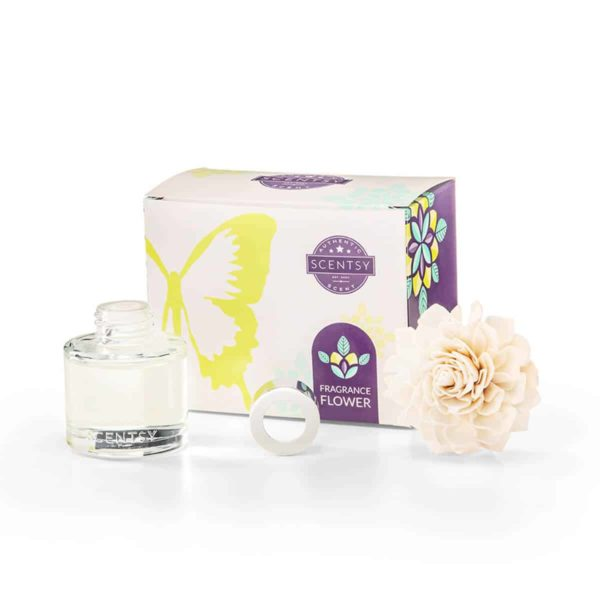 SCENTSY FRAGRANCE FLOWER KIT