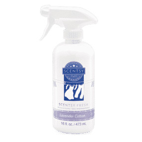 SCENTSY FRESH LAVENDER COTTON