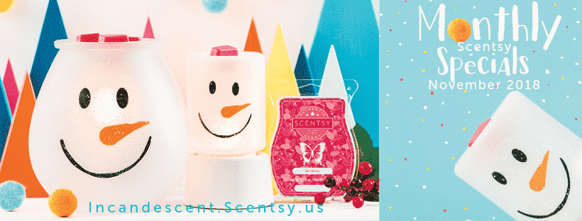 Scentsy November 2018 Scent Of The Month Scentsy 174 Buy