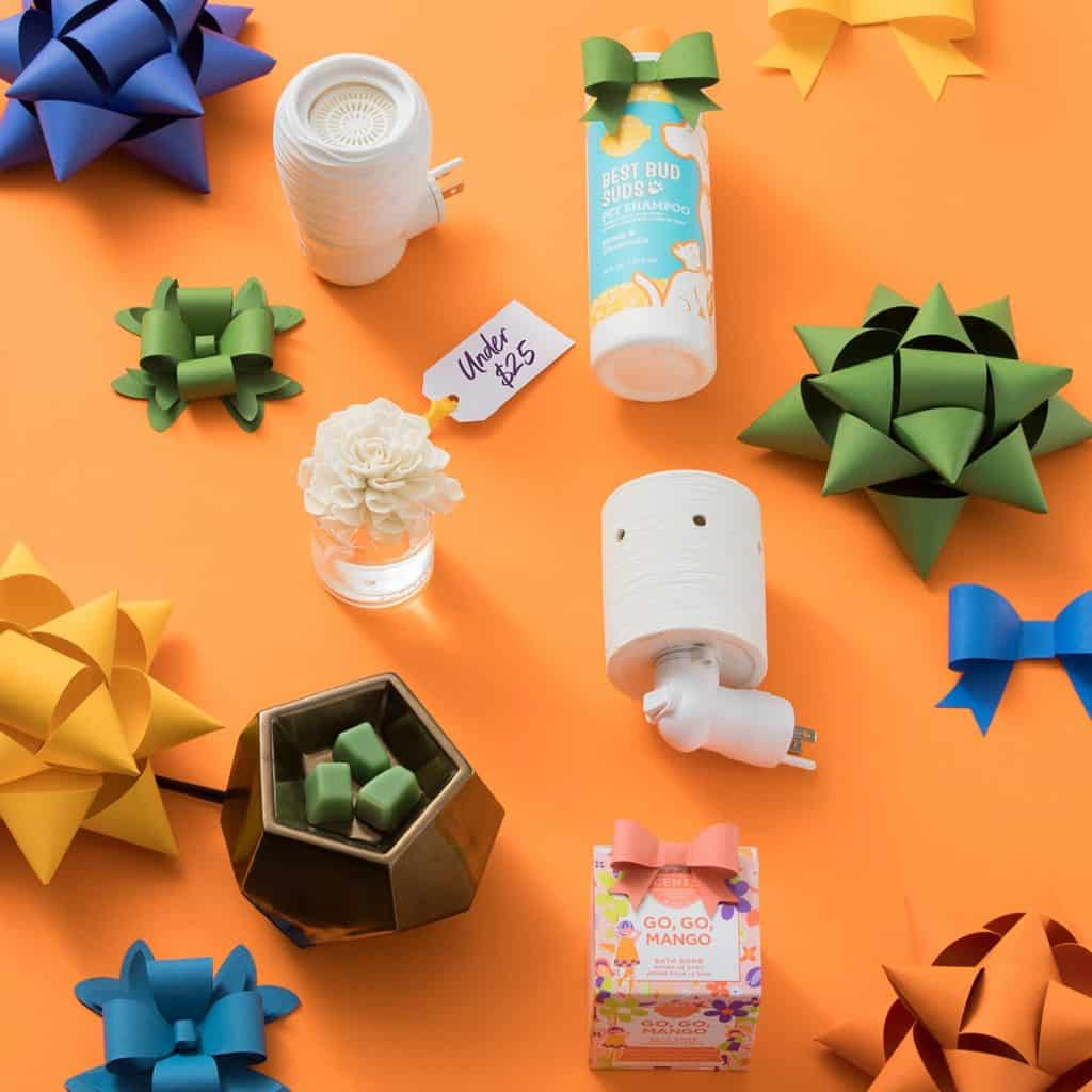SCENTSY GIFT GUIDE FOR UNDER $25