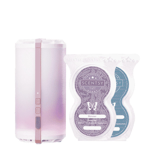 SCENTSY GO ROSE GOLD BUNDLE | MAY 2019 PROMOTION