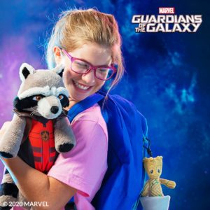 SCENTSY GROOT BUDDY CLIP AND ROCKET SCENTSY BUDDY