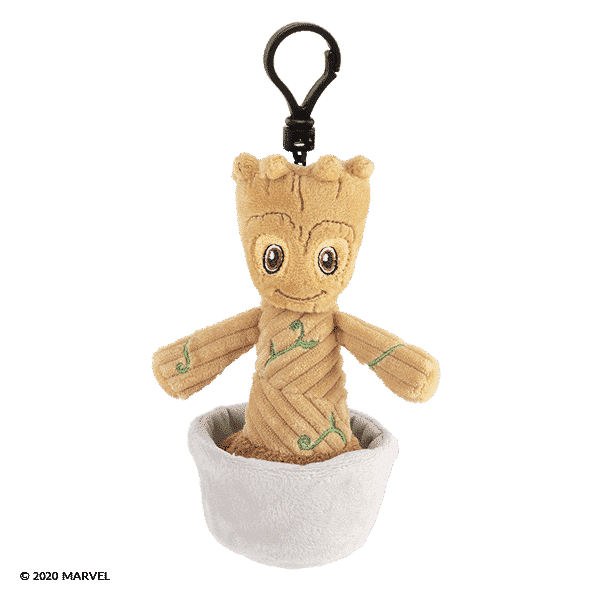 SCENTSY GUARDIANS OF THE GALAXY BABY GROOT BUDDY CLIP