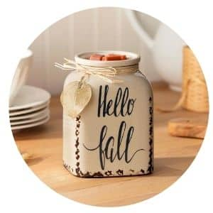SCENTSY HARVEST COLLECTION SHOP NOW
