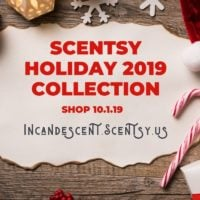 SCENTSY HOLIDAY 2019 COLLECTION