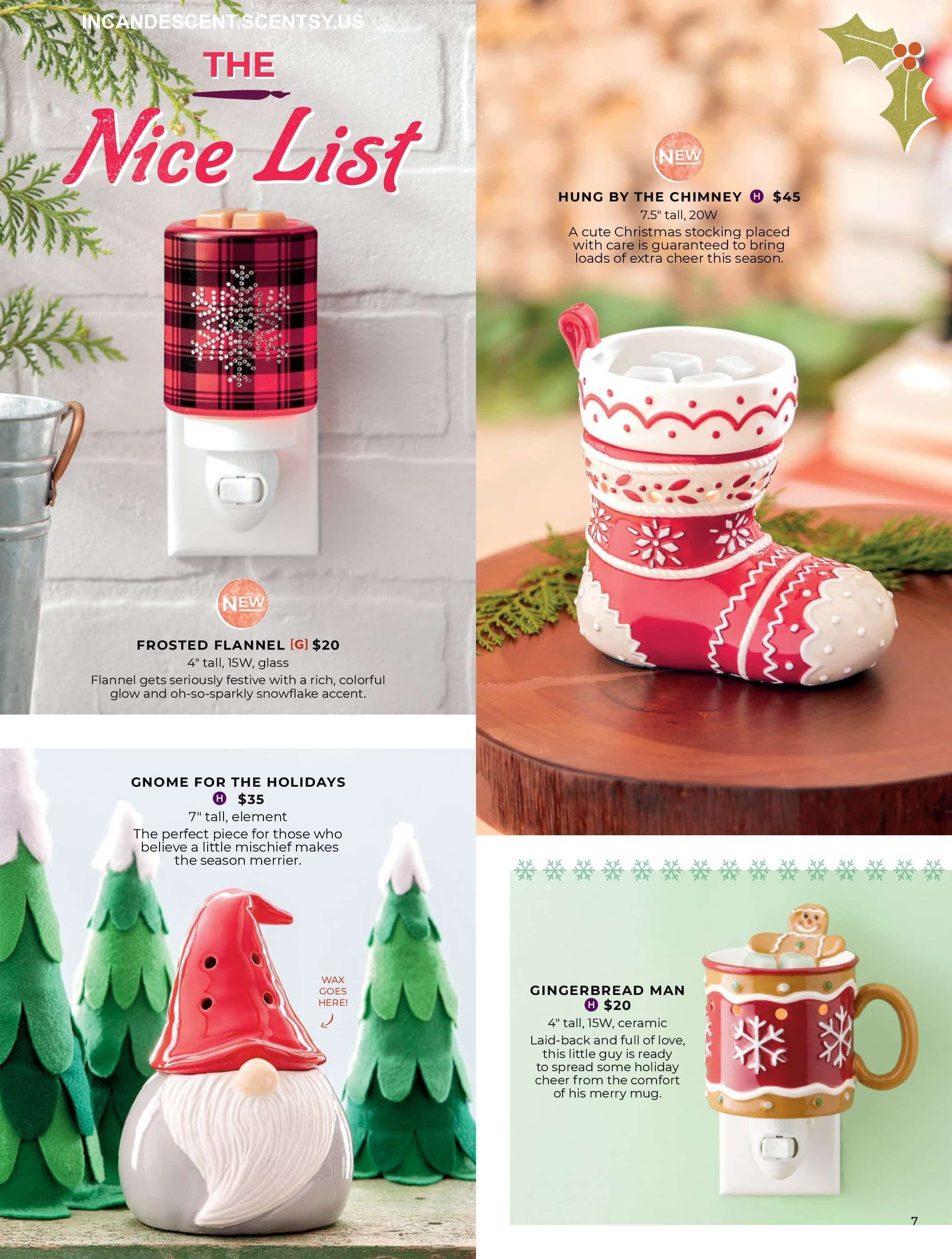 Scentsy Christmas Difuser 2020 CRYSTALLIZE SCENTSY DIFFUSER | HOLIDAY 2020 | Scentsy® Online