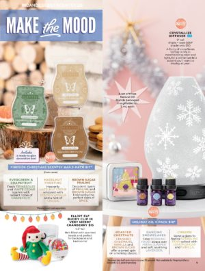 SCENTSY HOLIDAY 2019 COLLECTION PAGE 4