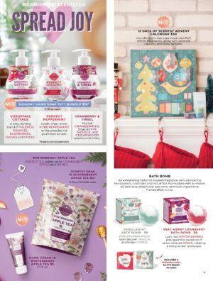 SCENTSY HOLIDAY 2019 COLLECTION PAGE 5