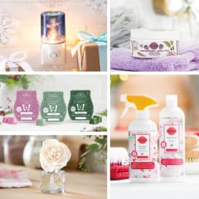 SCENTSY CHRISTMAS & HOLIDAY COLLECTION 2020