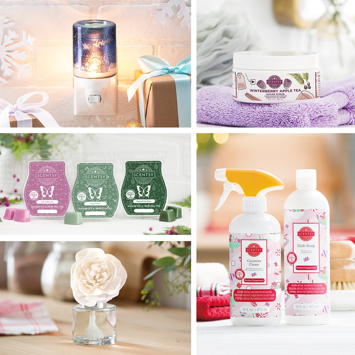 SCENTSY HOLIDAY CHRISTMAS 2020 COLLECTION | SHOP NOW