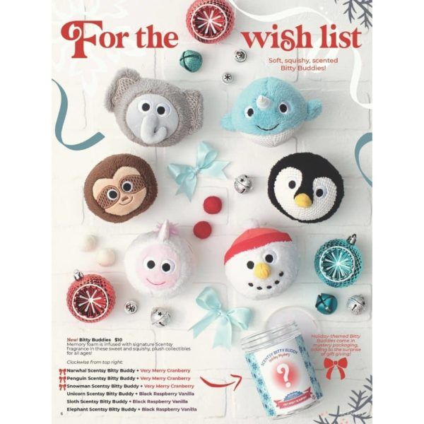 SCENTSY HOLIDAY BROCHURE PAGE 4