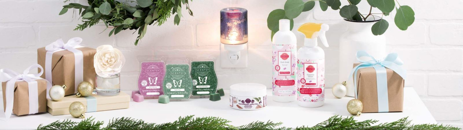 SCENTSY HOLIDAY COLLECTION 2020