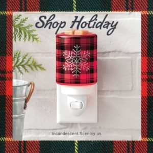 SCENTSY HOLIDAY COLLECTION & GIFTS