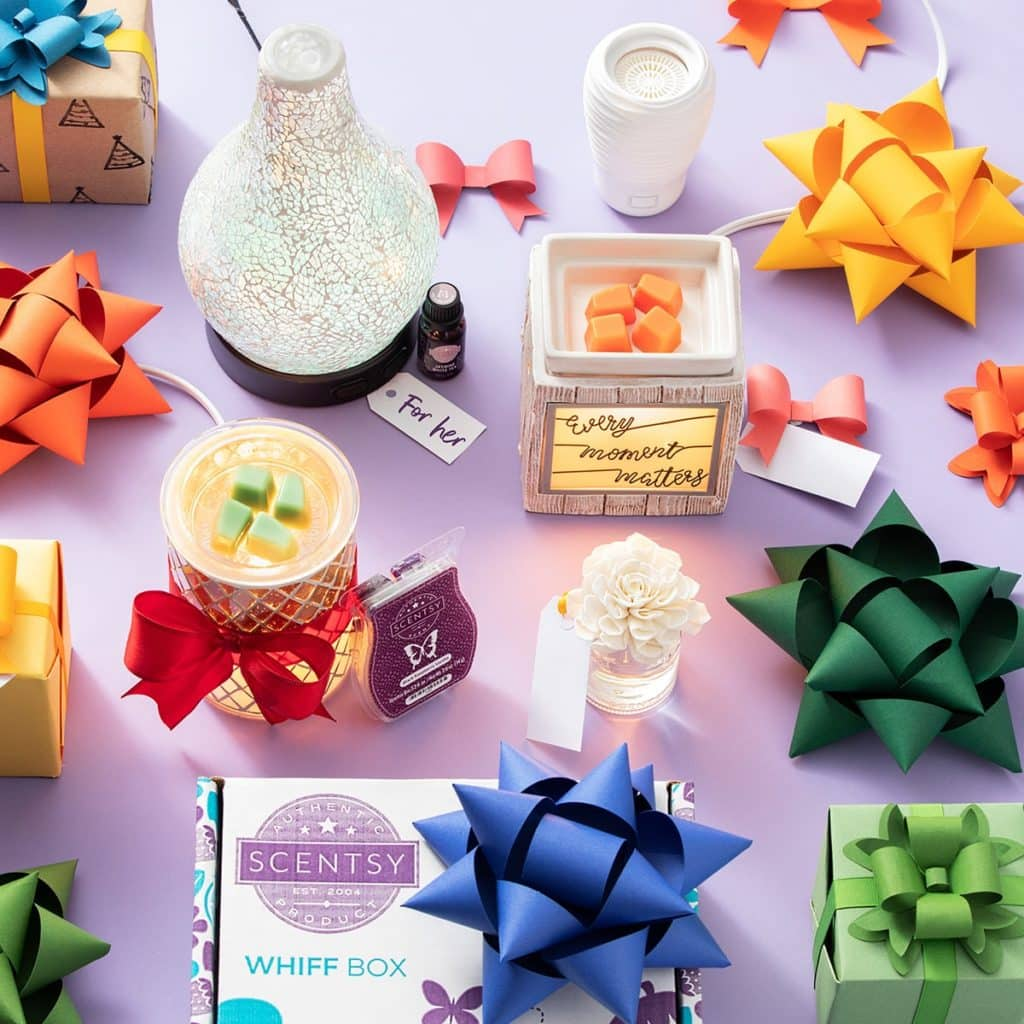 SCENTSY HOLIDAY GIFT GUIDE FOR HER