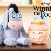 SCENTSY HUNDRED ACRE WOOD HUNNY POT WARMER