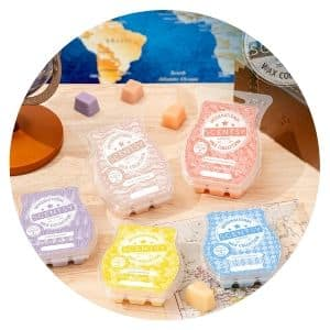 SCENTSY INTERNATIONAL WAX COLLECTION SHOP NOW