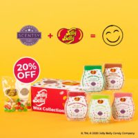 SCENTSY JELLY BELLY COLLECTION 20%