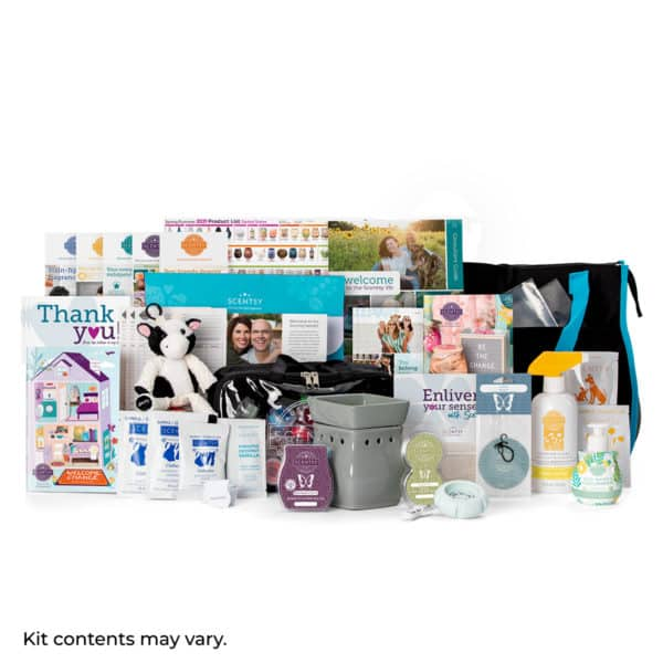 SCENTSY JOIN 2021 SUMMER KIT   JOIN SCENTSY STARTER KIT - USA