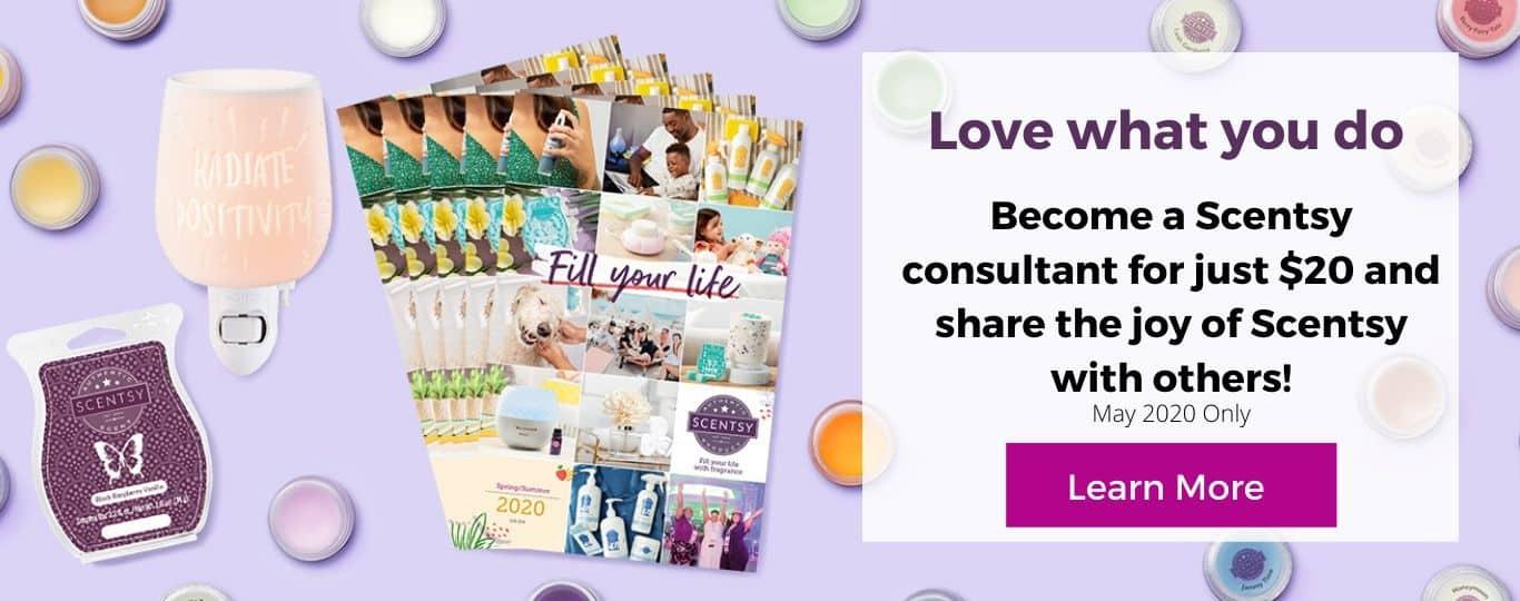 SCENTSY JOIN FOR 20 MAY 2020