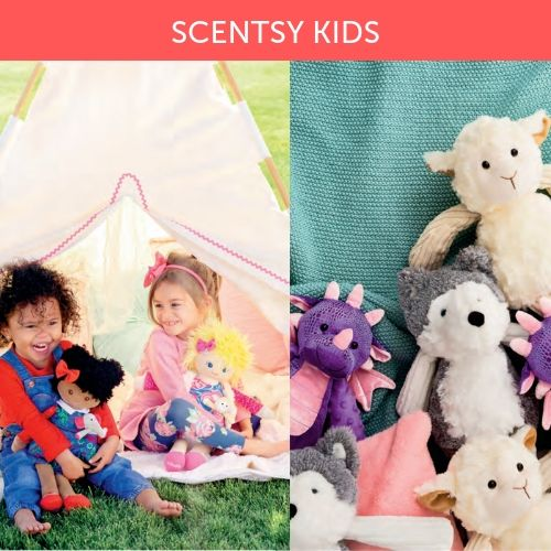 SCENTSY KIDS PRODUCTS & BUDDIES