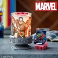 SCENTSY MARVEL WARMER COLLECTION   Mickey Mouse & Friends   Scentsy Warmers & Fragrances   Fall 2021   Incandescent.Scentsy.us