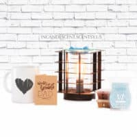 MIDCENTURY SCENTSY WARMER FATHER'S DAY BUNDLE
