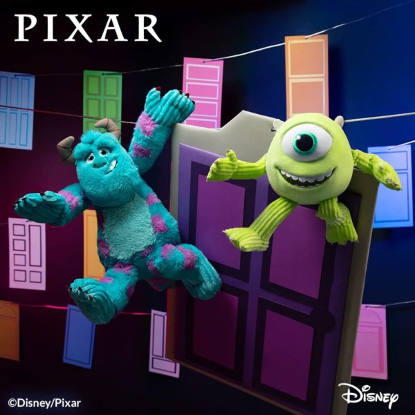 SCENTSY MONSTERS INC COLLECTION BUDDIES