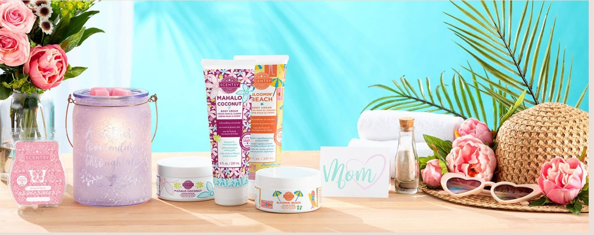 SCENTSY MOTHERS DAY 2021 COLLECTION