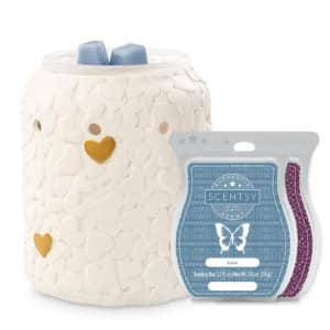 SCENTSY MOTHER'S DAY LOVE ABOUNDS WARMER BUNDLE | SCENTSY MOTHER'S DAY BUNDLES 2019