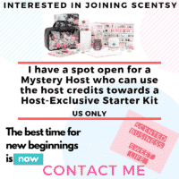 SCENTSY JOIN MYSTERY HOST KIT