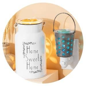 SCENTSY NEW WARMERS FALL 2020 SHOP NOW