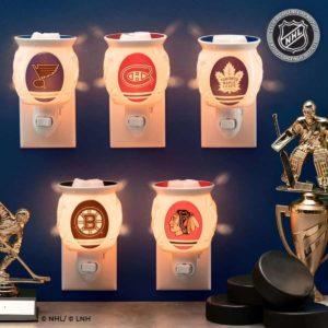 SCENTSY NHL HOCKEY WARMER COLLECTION | NHL® Scentsy Collection | Scentsy Warmers