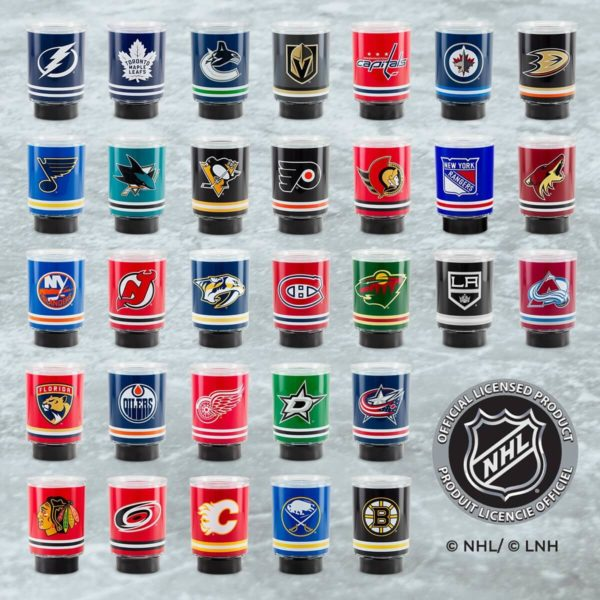 SCENTSY NHL SCENTSY WARMERS LIST 1