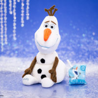 OLAF SCENTSY BUDDY OLAF WARM HUGS BRICK & SCENT PAK