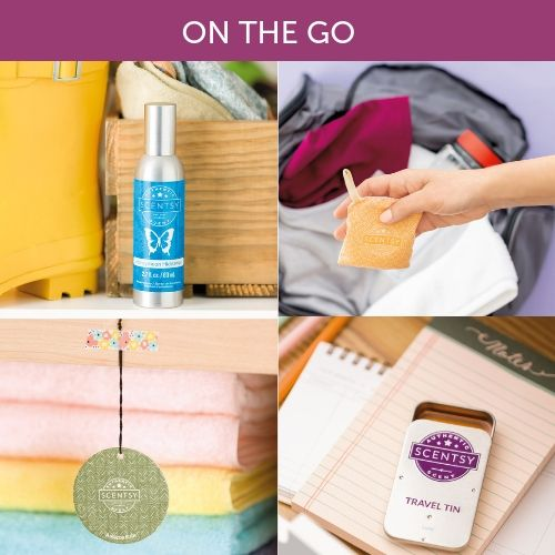 SCENTSY ON THE GO 2019 CATEGORY