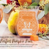 SCENTSY PERFECT PEAR FRAGRANCE - OCTOBER 2019 SCENT