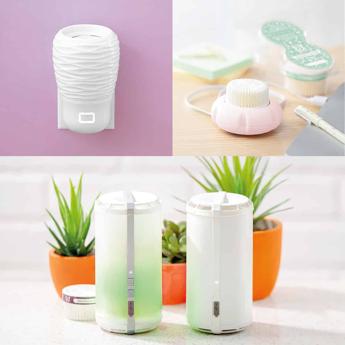 SCENTSY GO AND PODS