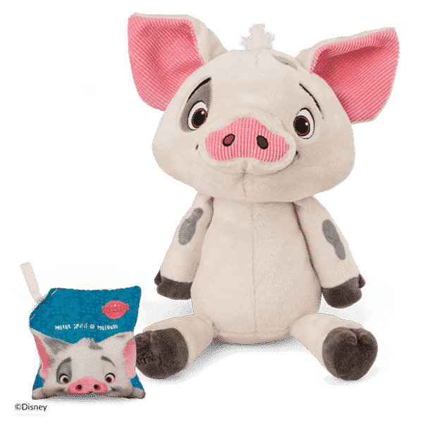 SCENTSY PUA BUDDY PNG | PUA THE PIG SCENTSY BUDDY | DISNEY MOANA SCENTSY COLLECTION
