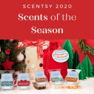 SCENTSY SCENTS OF THE SEASON 2020 COLLECTION