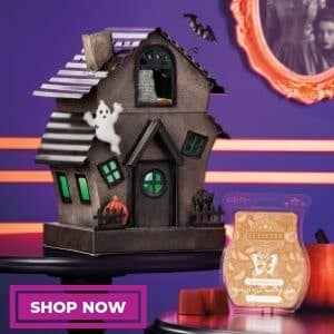 SHOP SCENTSY SEPTEMBER 2019 WARMER OF THE MONTH