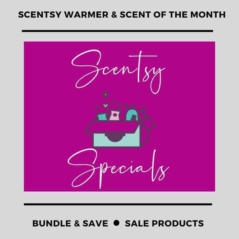SCENTSY SPECIALS FALL 2021 SALE