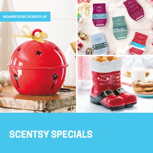SCENTSY NOVEMBER 2018 HOLIDAY SPECIALS