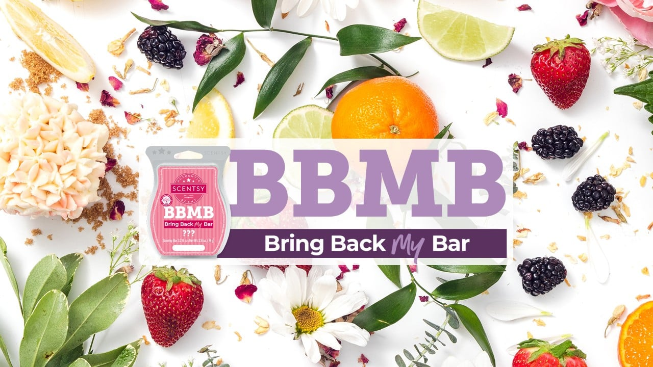 SCENTSY SPRING 2021 BRING BACK MY BAR