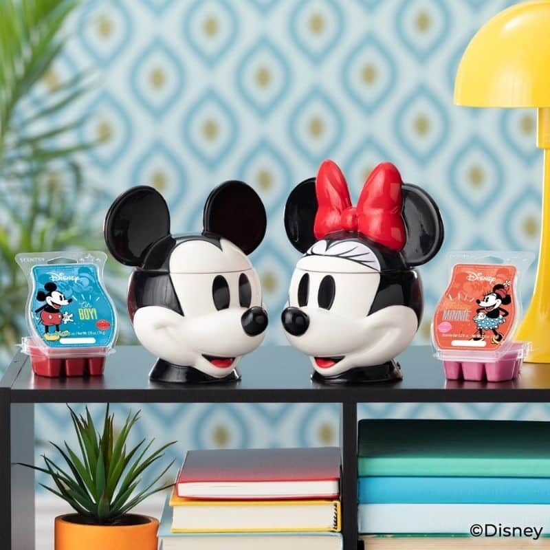 SCENTSY SPRING 2021 DISNEY PRODUCTS