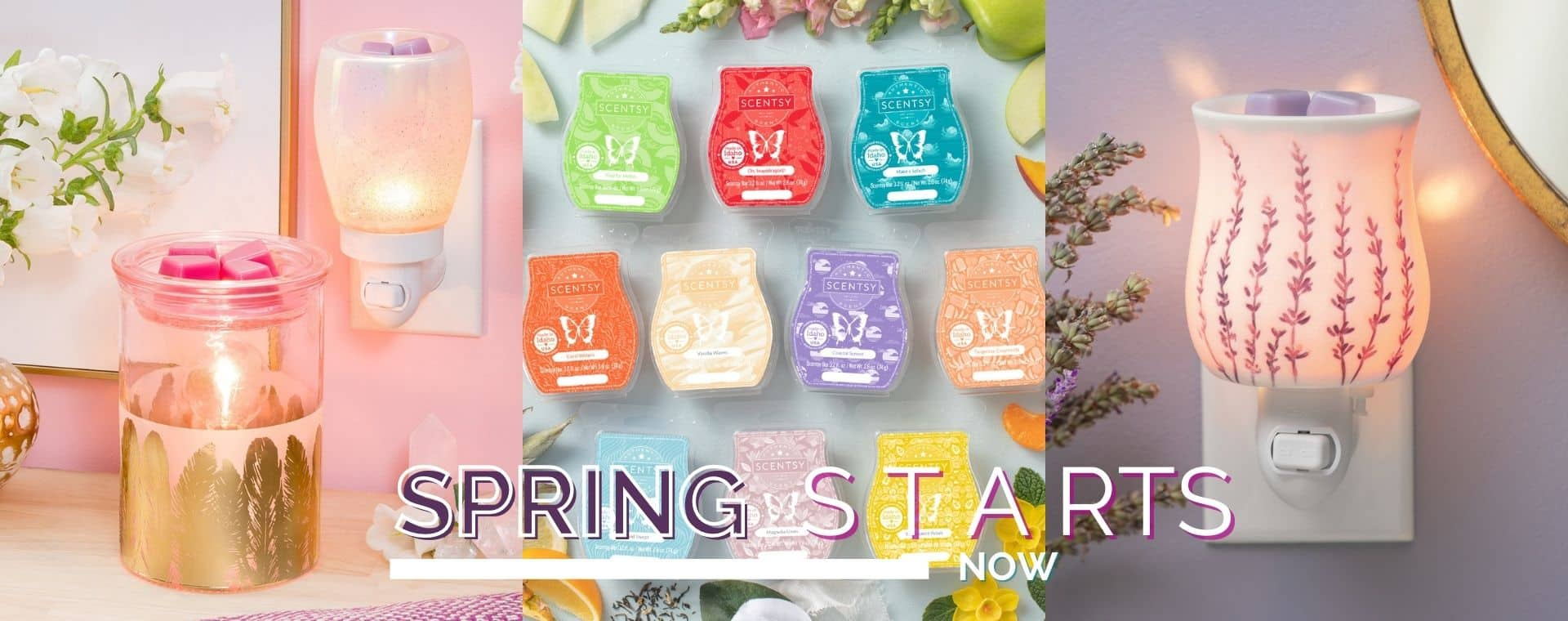 SCENTSY SPRING 2021 STARTS NOW 2