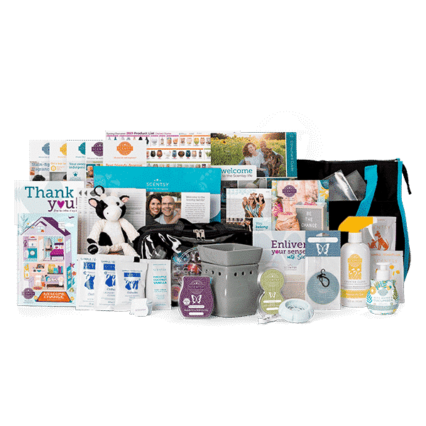 JOIN SCENTSY | SPRING SUMMER 2021 STARTER KIT